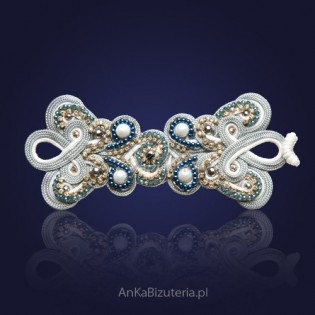 Wyjątkowa bransoletka Glamour od firmy Lewanowicz.