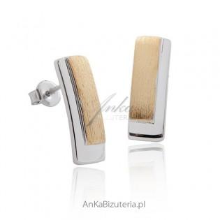 Biżuteria srebrna -Elegancki Komplet biżuterii - Na Prezent!