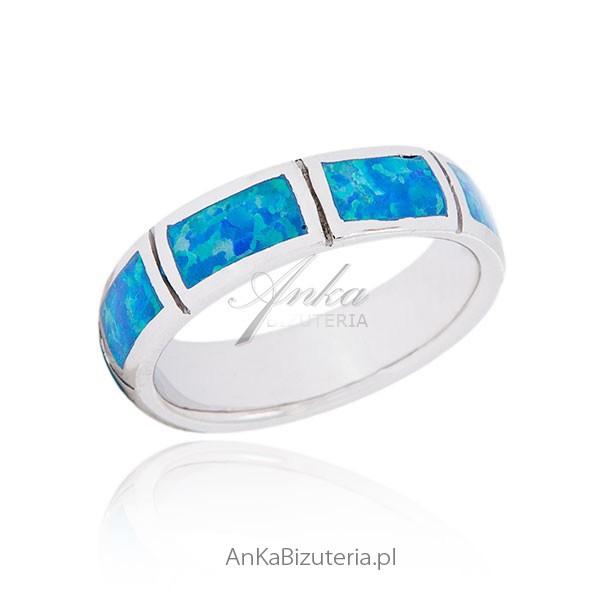 biżuteria z opalem