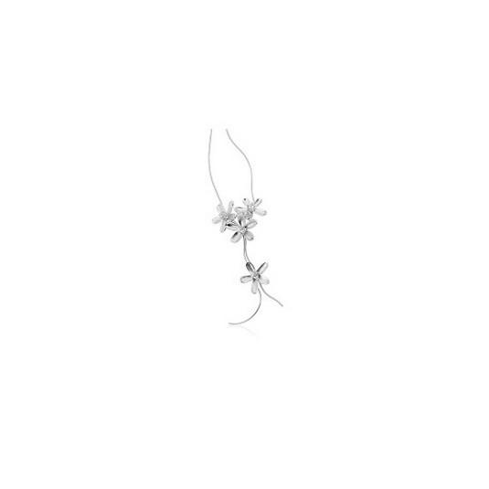 Bestseller Biżuteria Naszyjnik srebrny Jak Kwiatki Na Łące