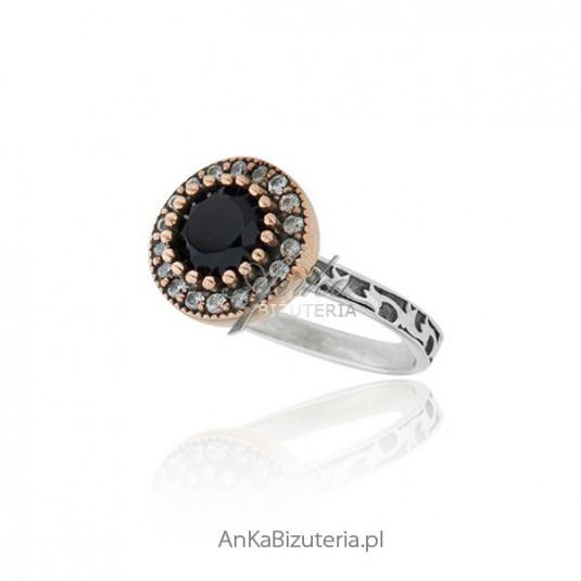 Biżuteria Wiedeńska - Komplet biżuterii z szafirami