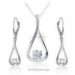 Biżuteria srebrna Komplety