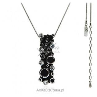 Modna biżuteria - Naszyjnik