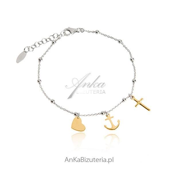 Zobacz biżuterię dla dzieci: bransoletkę dla dziewczynki na dzień dziecka. Biżuteria dla dziewczynki na prezent