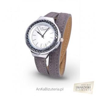 Zegarek Swarovski LUMMER -Grafitowy