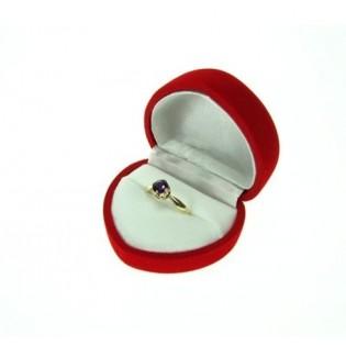 Opakowanie jubilerskie do pierścionka