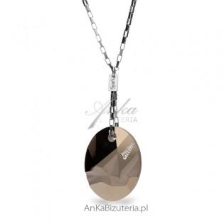 Biżuteria srebrna Swarovski J.P.Gaultier