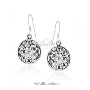 Kolczyki srebrne Biżuteria srebrna sklep internetowy