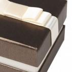 HIT - Naszyjnik choker srebrny pozłacany