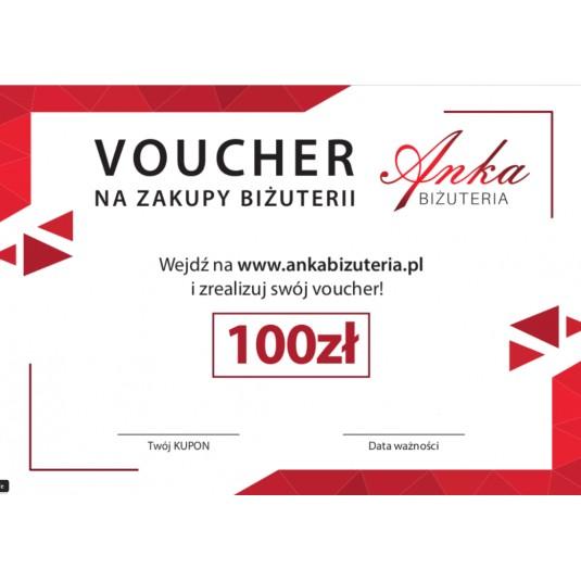 VOUCHER PREZENTOWY 100ZŁ