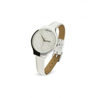 Zegarek na prezent - Zegarek Pixel White