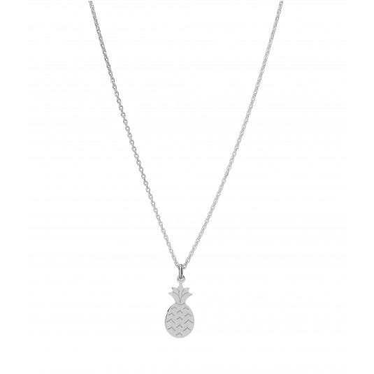 2c594def6fa7 Naszyjnik srebrny włoski - ANANAS - Biżuteria srebrna Dall Acqua ...