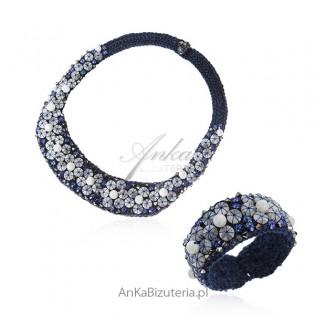 Autorska ręcznie robiona biżuteria z naturalnymi kamieniami