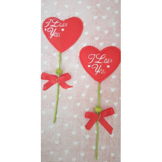 Kartka ręcznie robiona na Walentynki i inne okazje