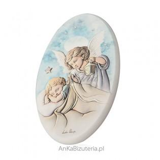 Obrazek dla dziecka na Pamiątkę Chrztu