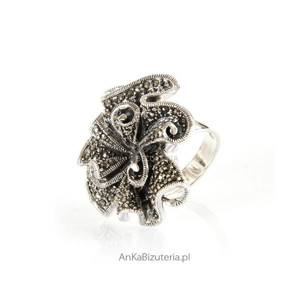 biżuteria z markazytami