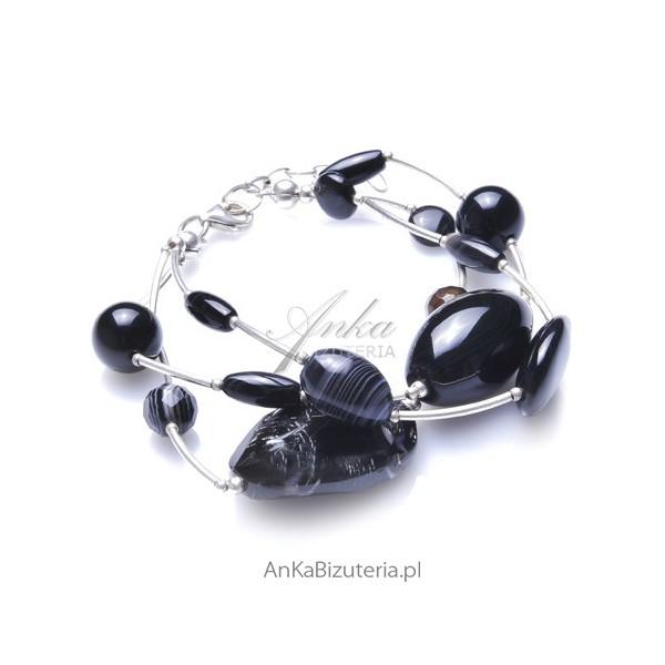 srebrna biżuteria lewanowicz bransoletka