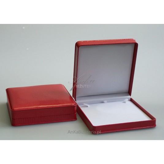 Pudełko do biżuterii Eleganckie opakowanie do naszyjnika